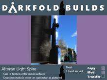 Darkfold Builds - Alteran Light Spire (boxed)