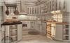[Con.] Catia Kitchen - WHITE  - Modular Kitchen