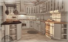 [Con.] Catia Kitchen - WHITE boxed
