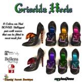 Griselda Heels