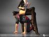 rezology Cop Chair (mesh furniture)