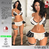 French Maid by Punk JUSTUS - PROMO