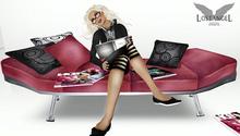 "[LA] LOSTANGEL:  ""Dormeuse Gossip Girl"" - Multipose"