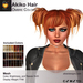 A&A Akiko Hair Ombre Colors Pack. Womens mesh pigtails hairstyle