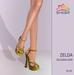 [Sheba] Zelda Sandals (Tex Changer Hud *Slink High)