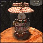 Special Christmas price !! Follow US !! Xmas homemade Jar (cookies) COPY version