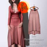 (fd) Polkadot Lace Skirt - Red Maitreya Lara/Slink Physique+Hourglass/Belleza Freya+Isis (MESH)