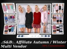 .:S&B:. Affiliate Multi Vendor Autumn
