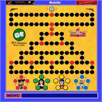 TNG - Das Malefiz Spiel