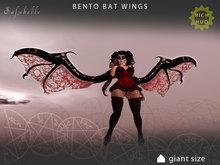 @Safybelle  [DEMO]  Bento  BAT WINGS GIANT v1.1