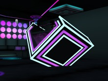 master spark DJ booth MESH ( Colour Hud )