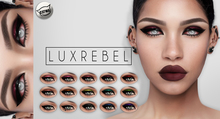 LUXREBEL / Gloomy Eyeshadow Pack