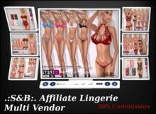 .:S&B:. Affiliate Multi Vendor Lingerie