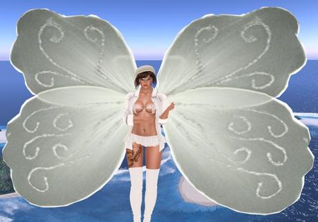 NSB Wings white