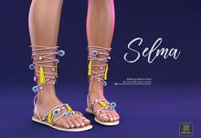 Phedora ~ Selma Flats ~ 28c V2