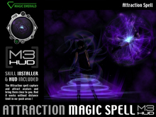 Magic Attraction Spell [M3-HUD+Installer]