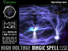 High Voltage Magic Spell [M3-HUD+Installer]