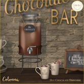 {what next} Colonna Hot Chocolate Dispenser