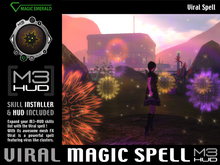 Viral Magic Spell [M3-HUD+Installer]
