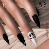 [  west end ] Nails - Nightmare Nail Polish (Maitreya) (wear)