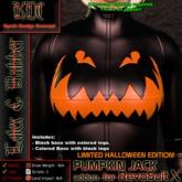 KDC RevoSuit X - Pumpkin Jack addon - Halloween special!