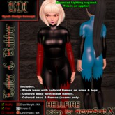 KDC RevoSuit X - Hellfire addon