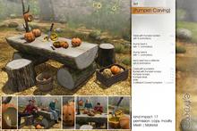 Sway's [Pumpkin Carving] Set
