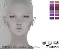 Zibska ~ Isolde Blush in 12 Colours [Lelutka/Catwa/Omega]