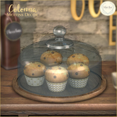 {what next} Colonna Muffins Decor (boxed)