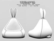 TEMPTii - BUNNY BEANBAG - FULL PERM