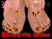 Devine Design - Maitreya Halloween Nails 03