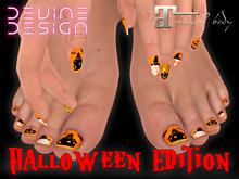 Devine Design - Maitreya Halloween Nails 05