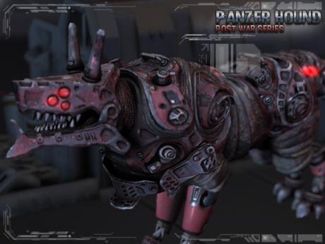 [Panzer Hound][upd:3.1]