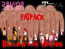 Devine Design - Maitreya Halloween Nails Fatpack
