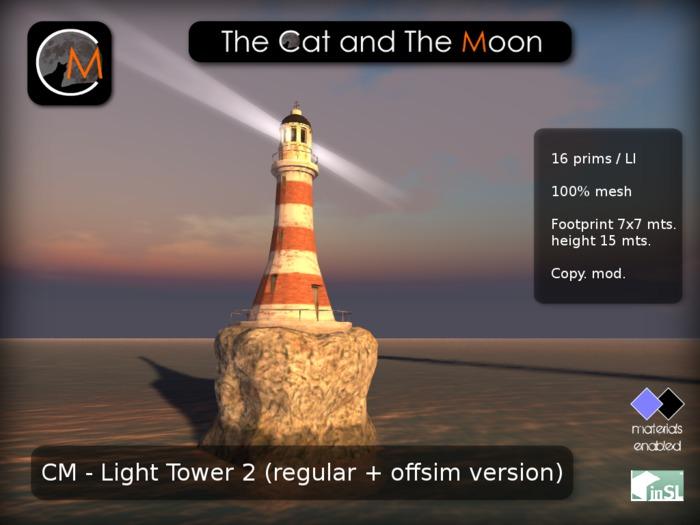 CM - Light Tower 2