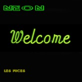 [Les Puces] Welcome Neon Green