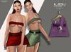 [MSN Design] Suki Outfit [PINK]