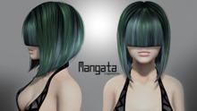 [BAD HAIR DAY] - Mangata - BLACK and WHITE