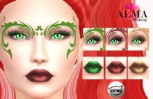 ALMA Makeup - Ivy - Catwa
