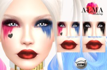 ALMA Makeup - Harley  - Catwa (wear me)