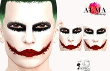 ALMA Makeup - Joker - Lelutka (wear me)