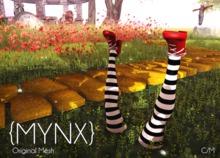 {MYNX} Wicked Legs