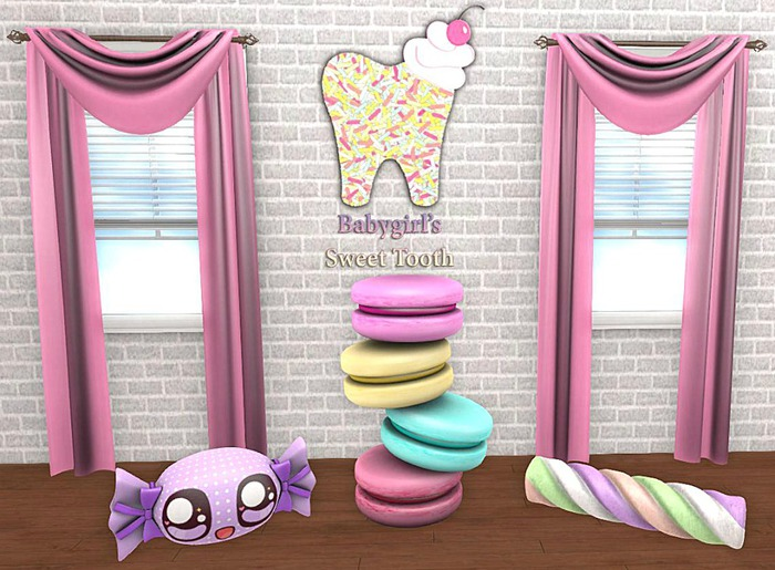 {ACD} Babygirl's Sweet Tooth Set PG