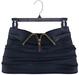 adorsy - Akali Mesh Leather Skirt Blue - Maitreya