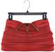 adorsy - Akali Mesh Leather Skirt Red - Maitreya