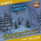 Narnia TARDIS - Hands of Omega (HoO) Console