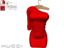 ::HH:: Hucci Altha Dress - Red