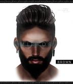 MIRROR - Oscar Hair -Brown Pack-