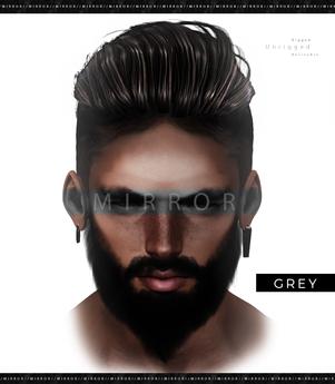 MIRROR - Oscar Hair -Grey Pack-
