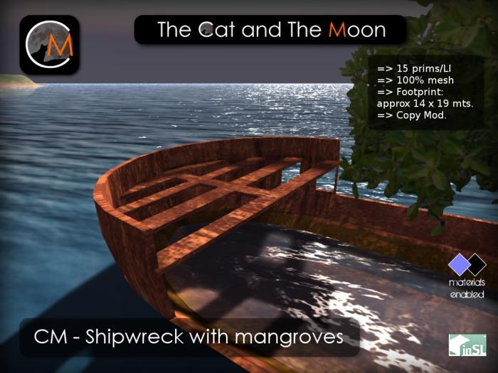 CM - Shipwreck